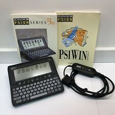 Teklogix Psion Series 3a Handheld Computer Pocket PC Palmtop PDA RS232