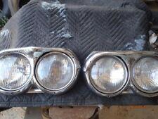 1962 Pontiac Catalina Bonneville Headlight Bucket Bezel Assembly
