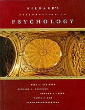 HILGARD'S INTRODUCTION TO PSYCHOLOGY., Atkinson, Rita L. et al., Used; Very Good