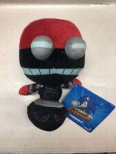 Tomy Sonic Boom Head Plush Soft Toy ORBOT