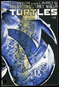 Teenage Mutant Ninja Turtles #2 VG    1st Print   1984 Mirage Studios