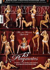 Playboy Januar/01/2011    KELLY BROOK + Playmate-Kalender!*