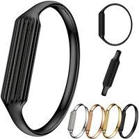 Stainless Steel Metal Wrist Band Strap Bangle Bracelet For Fitbit  Flex2 Tracker