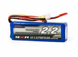 RC Turnigy 9XR Safety Protected 2200mAh 3S 1.5C Transmitter Pack