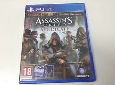 ASSASSIN'S CREED SYNDICATE SPECIAL EDITION . Pal España .Certificado .Paypal