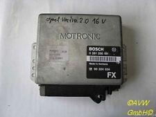 Steuergerät Motor 0261200191 OPEL VECTRA A CC (88_, 89_) 2.0I 16V