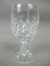 "Superb Waterford Boyne cut crystal glass WINE / CLARET GLASS / GOBLET 4.5"" 100ml"