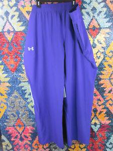 Under Armour mens purple gray Storm Water Resistant pants 4XLx32 1293912 BIG NWT