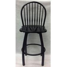 Windsor Swivel Metal Barstool