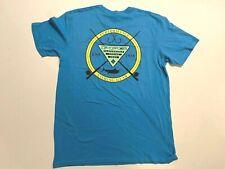 New listing Columbia New Pfg Performance Fishing Logo Graphic T-Shirt Men's Large