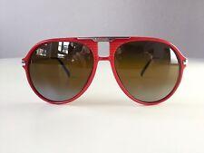 vintage CARRERA 5595 sunglasses ski snow rare Austria 80s unisex LARGE Boeing PD