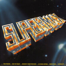 SUPERMAX / 12TR CD 1990 / HIP-HOUSE / SYNTH-POP / Max Mix
