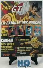 Club Dorothée Jeu - N°37 - 1995 - Dragon Ball GT - 45 cartes - COMPLET - RARE
