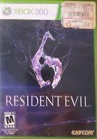 Resident Evil 6 Archives (Microsoft Xbox 360, 2012)