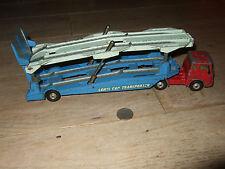 CORGI MAJOR TOYS BEDFORD TRACTOR UNIT & CARRIMORE CAR TRANSPORTER No1105 DIECAST