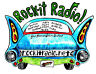Rock-it Radio shows #6151 to #6200 on flashdrive mp3 = 70 hours of oldies Rock.