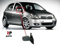 FOR TOYOTA YARIS 2003 - 2005 NEW WING ELECTRIC HEATED 5 PIN PRIMED RIGHT O/S LHD