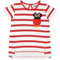 Girls Minnie Mouse T-Shirt | Minnie Tee | Kids Disney Shirt | Minnie Mouse Top
