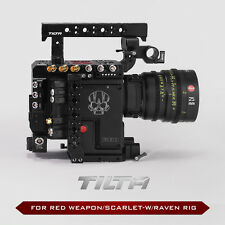 TILTA ESR-T01-C Cage Camera Rig SDI input output LEMO RED WEAPON RAVEN SCARLET-W