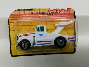 Vintage 1983 Matchbox Kenworth Tyrone Malone Super Boss Semi Truck MB66