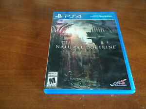 Natural Doctrine (Sony PlayStation 4, 2014) PS4