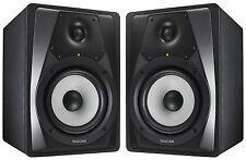 TASCAM VL-S5 - Pair - 2 Powered Two Way Studio Monitor Speakers ** BRAND NEW **