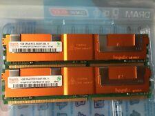 2GB HP 512MB 1Rx8 PC2-5300F DDR2 CL5 Memory Hynix Samsung Elpida