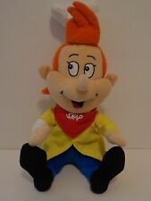 Kelloggs SNAP from Rice Krispies (Snap, Crackle & Pop) Plush Doll 13""