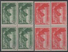 "FRANCE STAMP TIMBRE N° 354/55 "" VICTOIRE SAMOTHRACE BLOC DE 4"" NEUFS xx TTB K828"