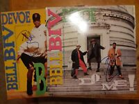 2 Bell Biv Devoe Lp Albums Signed Autographed By Ricky Bell Records Hip Hop