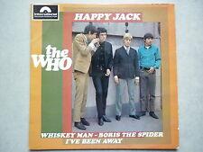 The Who 45Tours EP vinyle Happy Jack