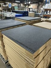 BRAND NEW CARPET TILES [1000 x 1000] CHARCOAL COLOUR