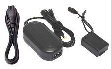 AC adapter for Panasonic DMC-FZ100K DMC-FZ150K DMC-FZ48EB-K DMC-FZ45EB-K FZ47EB