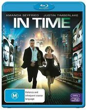 In Time : NEW Blu-Ray