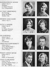 1929 Long Beach CA California Junior College Yearbook
