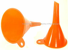 FUNNELS SMALL & MEDIUM (2) Hobby Tools Crafts Hobbies Home Tool Funnel Set New i
