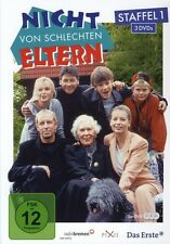 """NICHT VON SCHLECHTEN ELTERN """"STAFFEL 1"""" (3 DVD) NEU"""