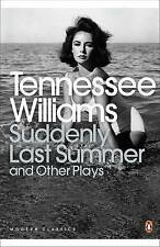 Suddenly Last Summer and Other Plays by Tennessee Williams (Paperback, 2009)