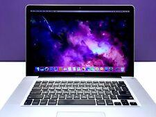 """Apple Macbook Pro 15"""" OSX-2015 Pre-Retina *HUGE 1TB Storage* 2.53GHz - Warranty!"""