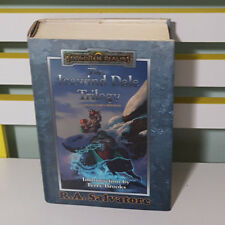 THE ICEWIND DALE TRILOGY - COLLECTOR'S EDITION! HC / DJ BOOK BY R. A. SALVATORE!