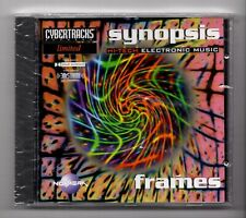 (JM980) Cybertracks Ltd NVRCD 813: Synopsis, Frames - Sealed CD