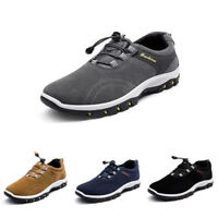 Men's Outdoor Athletic Shoes Sports Casual Breathable Running Training Sneakers