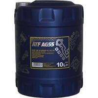 10 Liter MANNOL Hydrauliköl ATF AG55 Hydraulic Fluid Automatikgetriebeöl Gear