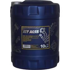 10 litros Mannol aceite Hidráulico ATF Ag55 fluido mecanismo Automático Gear