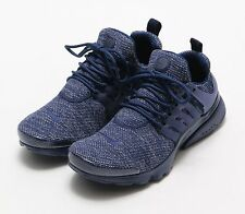 Ltd Ed. NIKE AIR PRESTO ULTRA BR Midnight Navy Knit Sz 9 M, 42.5 EUR 898020 400