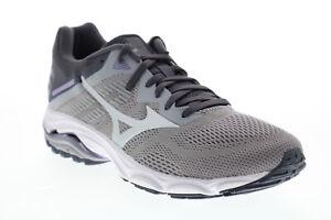 Mizuno Wave Inspire 16 R036B022 Womens Gray Mesh Athletic Running Shoes 8