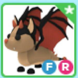 Adopt Me - Ride Fly Bat Dragon (READ DESCRIPTION)