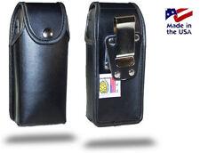 Turtleback Large Kyocera DuraPlus Heavy Duty Leather Phone Pouch