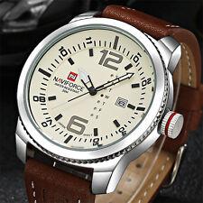 NAVIFORCE Men's Wristwatch Fashion Luxury Brand Watch Quartz Sport Watches Men