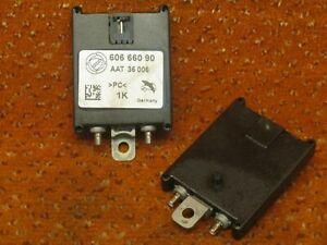 60666090 Antennenverstärker Steuergerät Video Line-In Lancia Thesis original